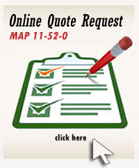Online Quote Request Form for MAP-11-52-0