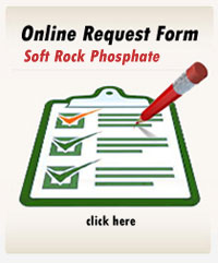 Online Quote Request Form for Soft Rock Phosphate