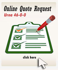 Online Request Form for Urea 46-0-0