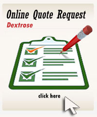 Request quote online for dextrose from Fertilizer Brokerage